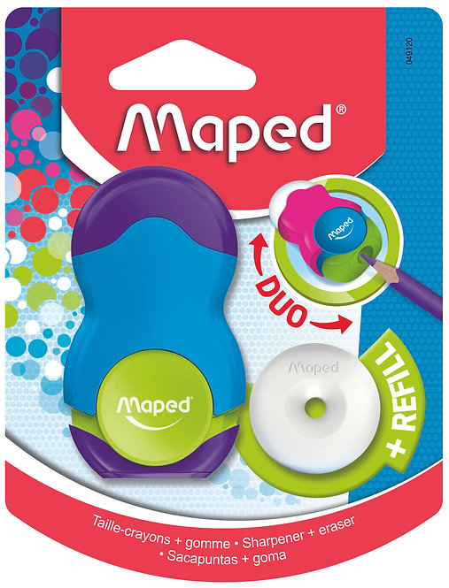 MAPED ΓΟΜΑ ΚΑΙ ΞΥΣΤΡΑ 2 ΣΕ 1 LOOPY