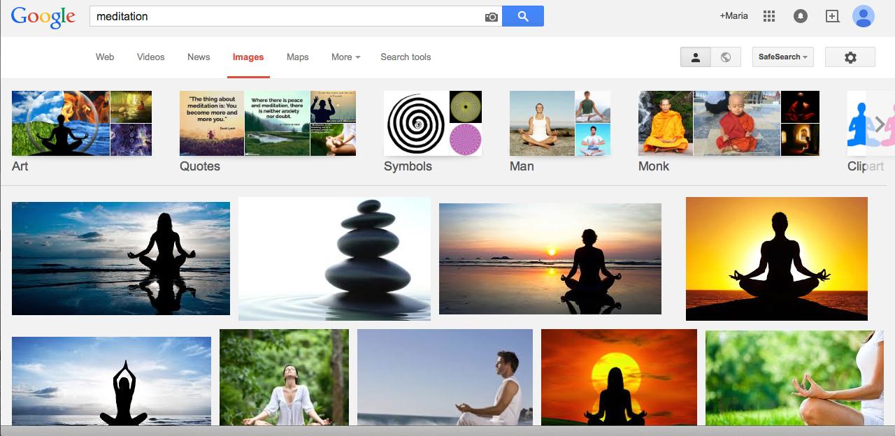 Meditation Google Search