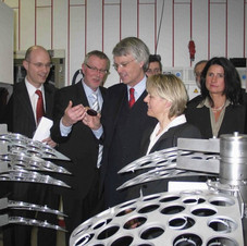 Minister Jochen Dieckmann