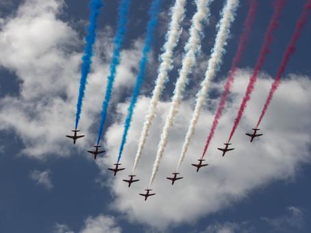 Careers in the Royal Air Force - KGA Careers Assemblies Week (All years, April 2021)
