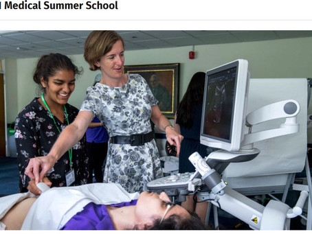 Yr 11 Medical Summer School (Yr 11, 3rd March application deadline, 10-13th Aug 2021)