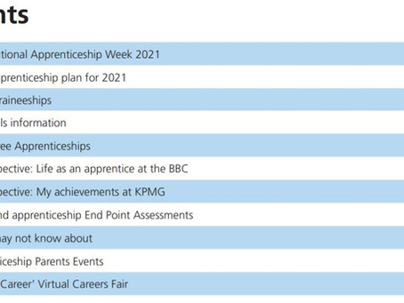 Jan 2021 Apprenticeship Information (All years)