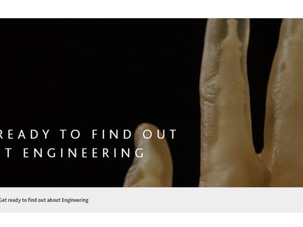 Get Ready to Find Out About Engineering - Solent Uni Southampton (Mon 1st Nov 21, 6.30pm)