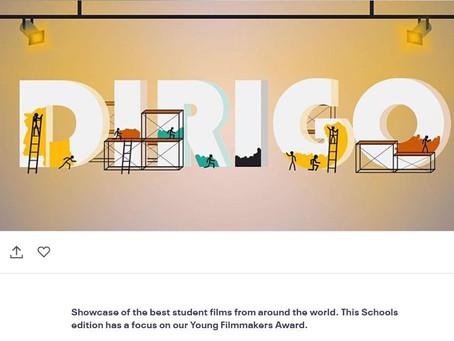 Dirigo Film Festival (Yr 12 & 13, 29th Jan - 5th Feb)
