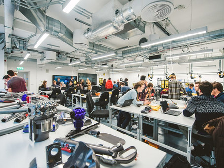Dyson Institute Open Days - Engineering Degree Apprenticeships (Yr 12&13, 27th & 29th Oct)