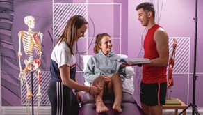 Virtual Physiotherapy Work Experience (11th Oct 9 - 1.30pm)