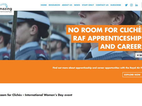 Women in the RAF (All years, Recorded event materials)