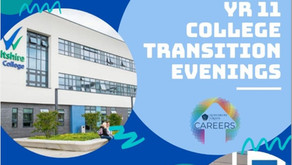 Wiltshire College Transition Evening Recording (Yr 11, June 2021)