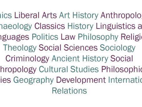 Careers using Humanities subjects - KGA Careers Assemblies Week (All years, April 2021)