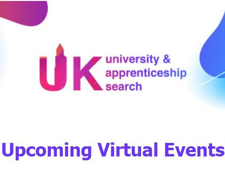 Uni & Apprenticeships Virtual Events (Yr 11-13, Feb & March dates)
