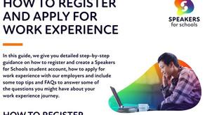 October Half Term Virtual Work Experience Opportunities