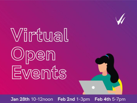 Wiltshire College Virtual Open Days & Application Guide (Yr 10 & 11, 28th Jan; 2nd Feb; 4th Feb)