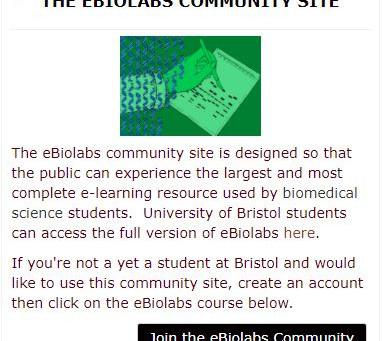 Biochemistry Virtual Work Experience (Yr 10 - 13, no deadline)