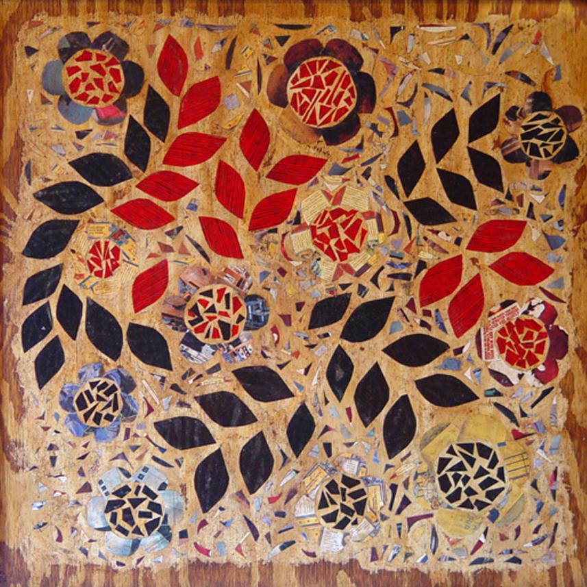 Saxt_decoupage4_floral mosaic nf