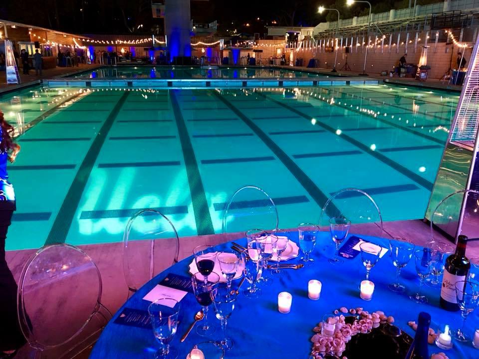 UCLA dinner
