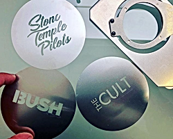 Custom GOBO for special events