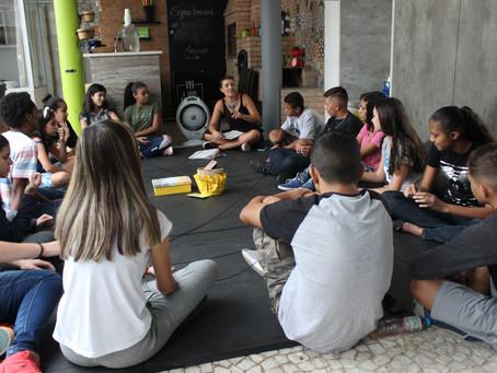Adolescência: Ouvir, Pensar, Entender, Crescer!