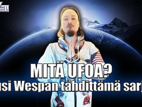 Mitä UFOA?!?! - Uusi Sarja Levelin YouTube-Kanavalla