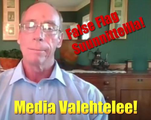 Dr. Steven Greer Paljasti: Media Valehtelee