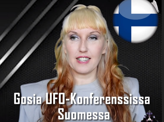 Gosia Kertoi Taygetalaisista Avaruusystävistään Suomen Medialle
