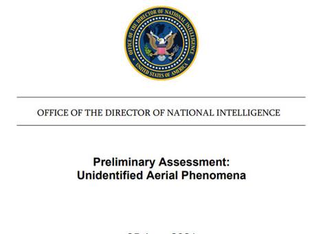 Pentagonin UFO-raportti - Leivänmurusia ihmisille