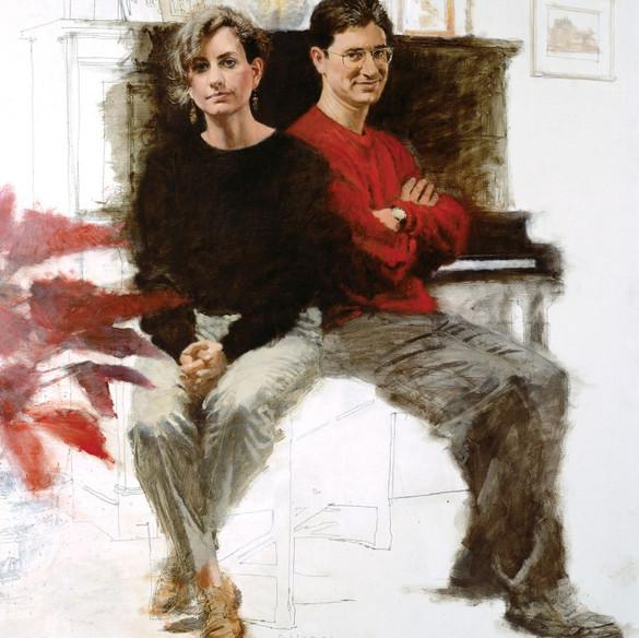 Anthony and Ekaterina