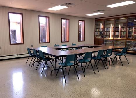 Library/Club Room