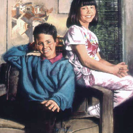 Scott and Margo