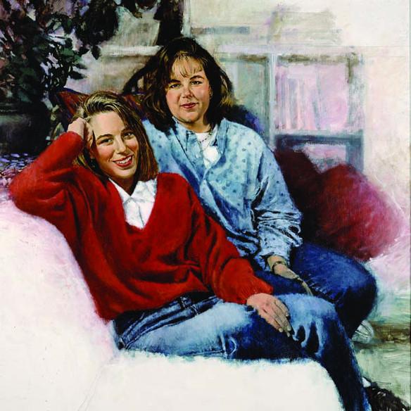 Margo and Britton
