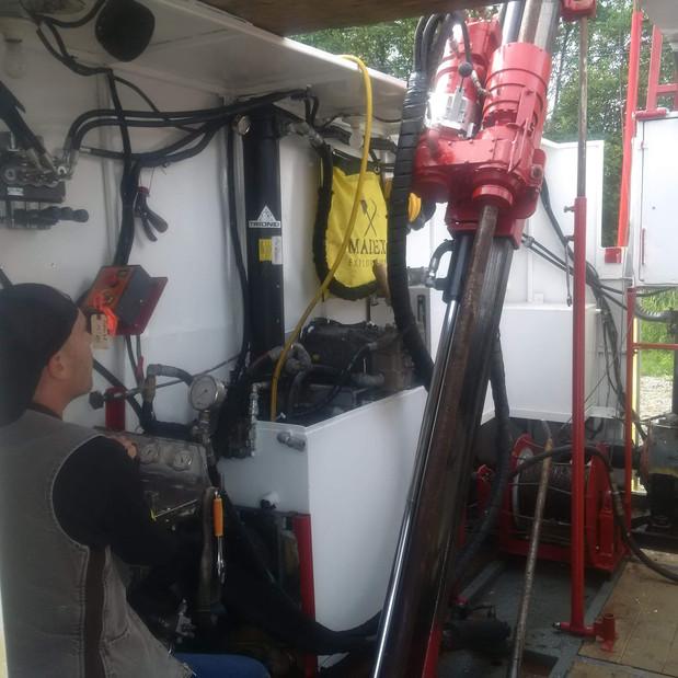 Expertise en opérations de forage