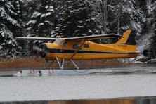 Équipement d'exploration par la voie des airs