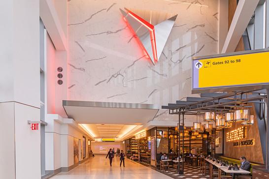 Entrance to Concourse G