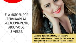 SOBRE RELACIONAMENTO ABUSIVO- CASO MARIANA MAFEI
