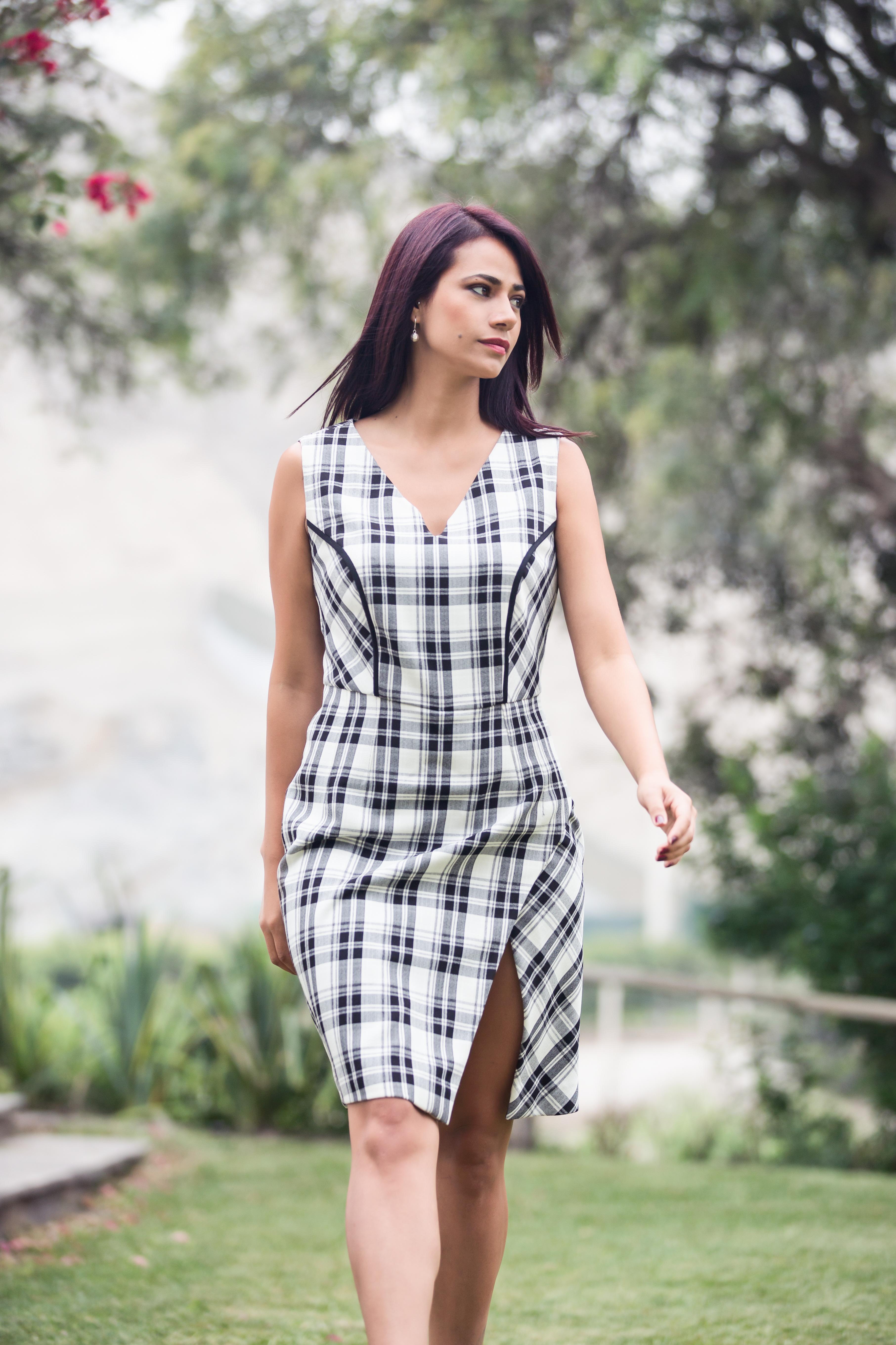 vestido_elegante_oficina_formal_kleider_peru