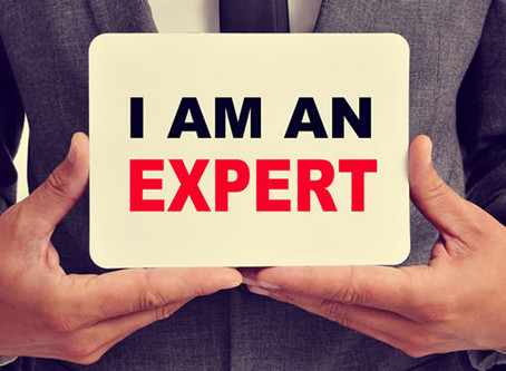 Become the Expert!