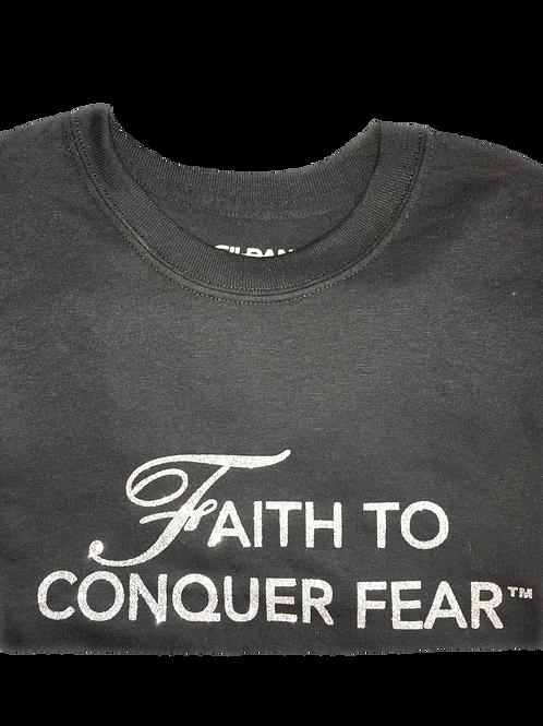 Faith To Conquer Fear™ T-Shirt