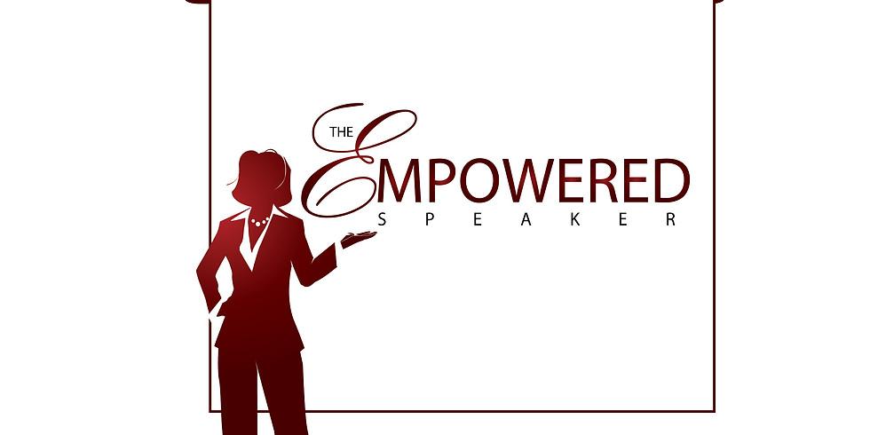 """SpeakersTrainingCamp """"Open"""" Public Speaking Training Course"""