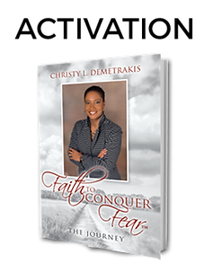 Faith to Conquer Fear: The Journey book