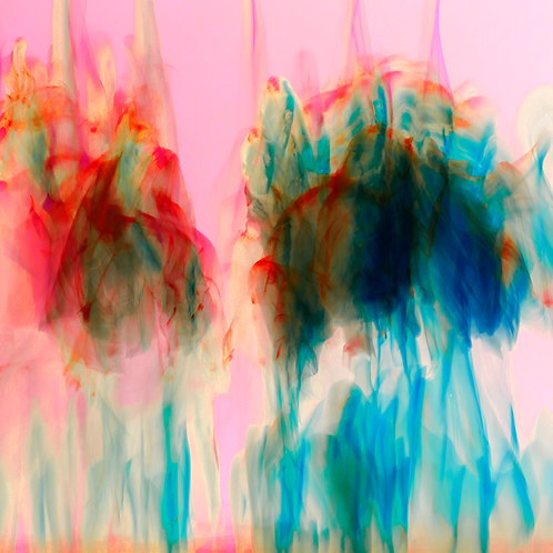"Fatemeh Burnes - ""Proximity (Transluminants series)"""