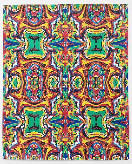 Robert Otto Epstein - 25,168 Squares (1)