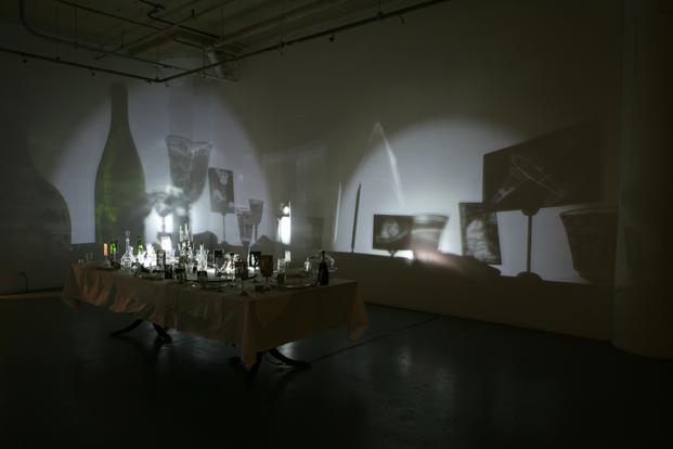 "Hanna von Goeler - ""The Shadows Cast by Ordinary Objects"""