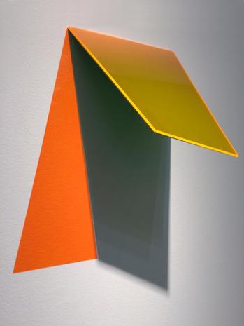"""Taro Suzuki - """"Untitled (Mirror Piece)"""""""