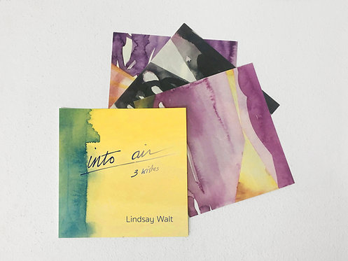 Lindsay Walt - 'into air / 3 wishes'
