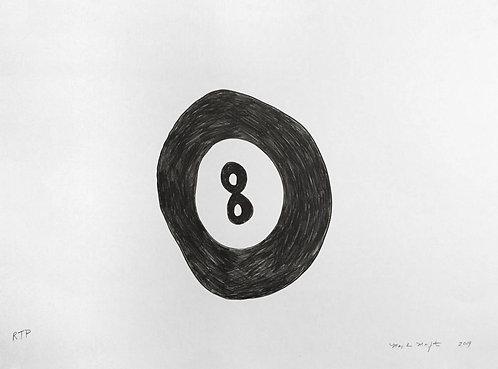 """Mary-Ann Monforton - """"Magic 8 Ball"""""""