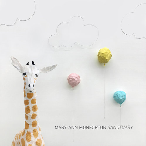 "Mary-Ann Monforton - ""Sanctuary"" exhibition catalog"
