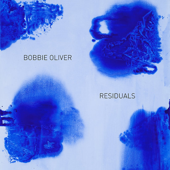"Bobbie Oliver - ""Residuals"" exhibition catalog"