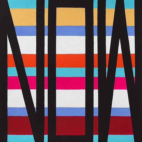 "Jill Levine - ""NOW"" exhibition catalog"