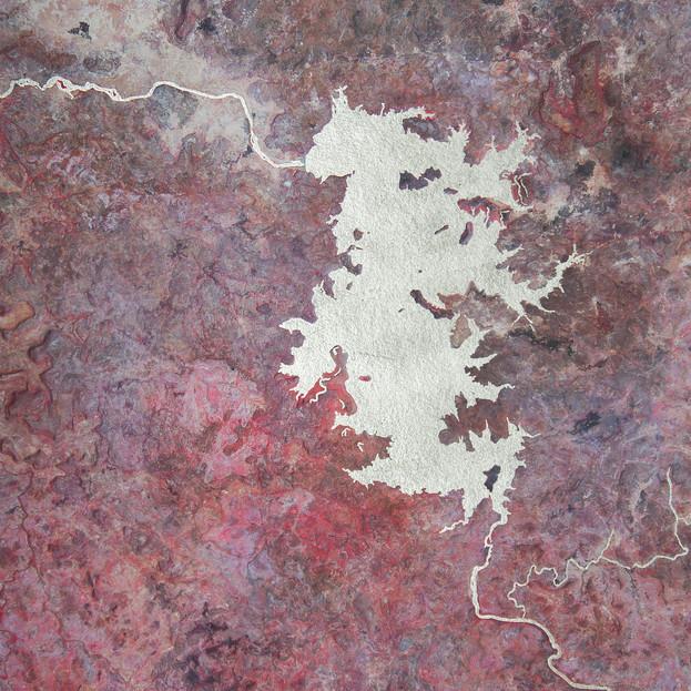 Marisa Baumgartner - Manantali Reservoir 03.24.03