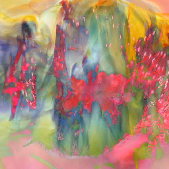 "Fatemeh Burnes - ""Gravity Well (Transluminants series)"""