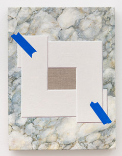 View Finder (White Marble)